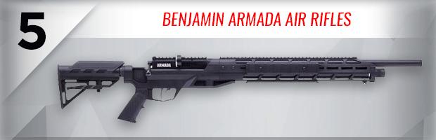 Benjamin Armada Air Rifles