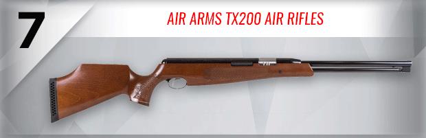 Air Arms TX200 Air Rifles
