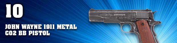 John Wayne 1911 Metal CO2 BB Pistol
