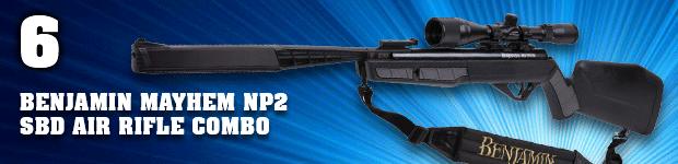 Benjamin Mayhem NP2 SBD Air Rifle Combo