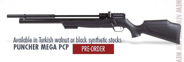 Kral Puncher Mega Walnut Sidelever Pcp Air Rifle Manual