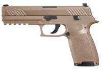 Sig P320 pellet and BB pistol