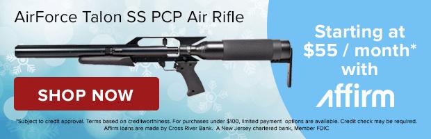 AirForce Talon SS PCP Air Rifle