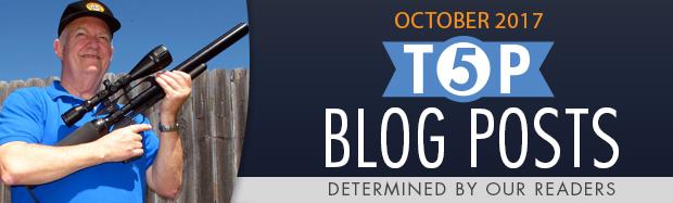 Tom's Top 5 Blog Posts