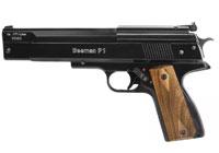 The Beeman P1 air pistol