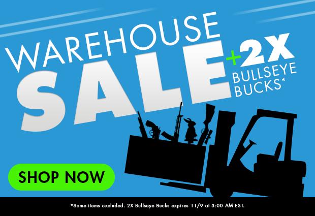 Pyramyd Air: 2017 Warehouse Sale!