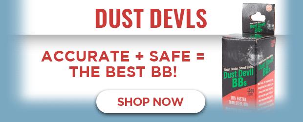 Air Venturi Dust Devil Frangible BBs