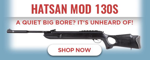 Hatsan MOD 130S Vortex QE Breakbarrel Air Rifle