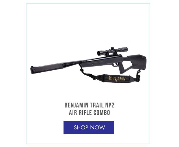 Benjamin Trail NP2 Air Rifle Combo