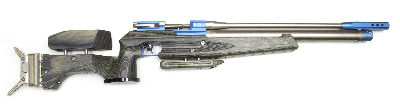Air Arms EV2 Laminated Blue/Silver