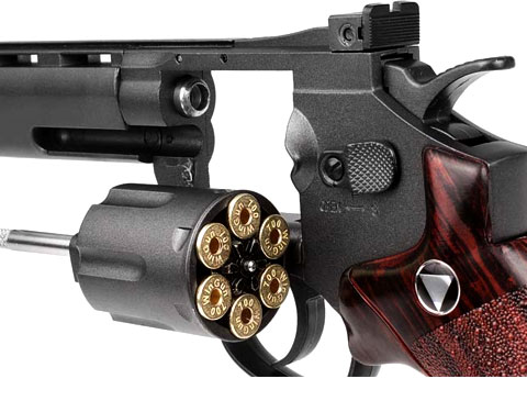 TSD Sport CO2 Revolver