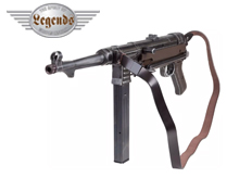 MP40 BB Submachine Gun Weathered
