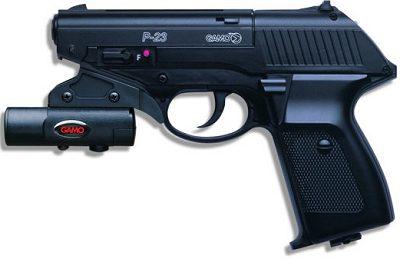 Gamo P-23 BB & Pellet Pistol, Laser Kit