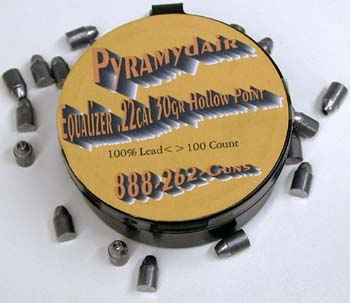 Equalizer. Hollow Point 30gr.