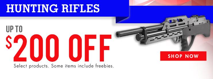 Hunting Rifle Sale