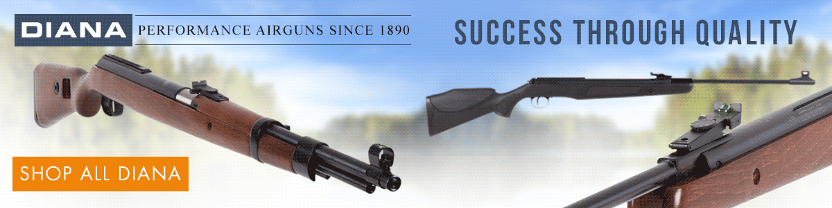 Diana Air Rifle - New Products