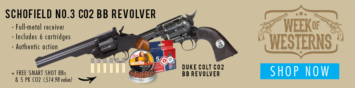 Schofield No. 3 CO2 BB Revolve