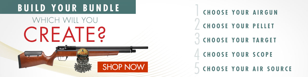 PCP Airgun Bundles