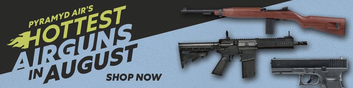 Shop Air Guns and Accessories | Pyramyd Air