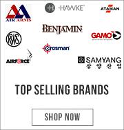 airguns by brand
