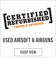 pre-owned airgun products