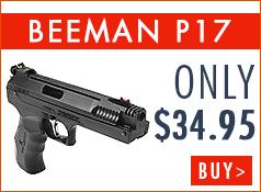 Beeman p17 - only $34.95