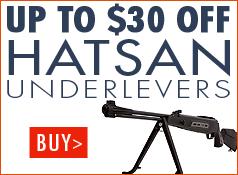 Hatsan Underlevers - Save up to $30