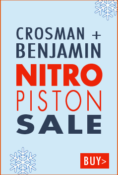 Crosman + Benjamin NP Sale
