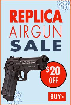 Replica Airgun Sale - $20 off