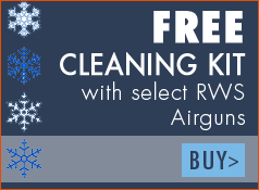 Free Cleaning Kit with select RWS Airguns