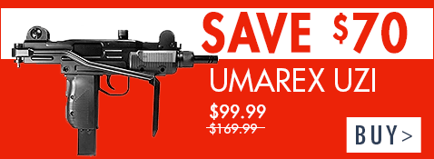Save $70 on Umarex Uzi