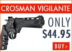 Crosman Vigilante - Only 44.95