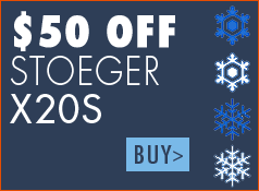 Save up to $50 on Stoeger X20S