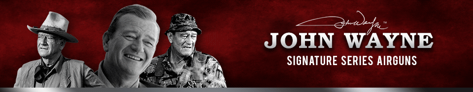 John Wayne Signature Series Airguns