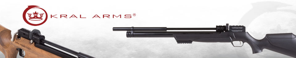 Full Line of Kral Arms airguns
