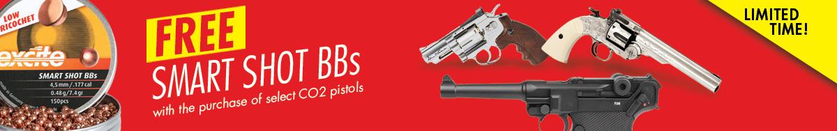 CO2 Pistols Under $50