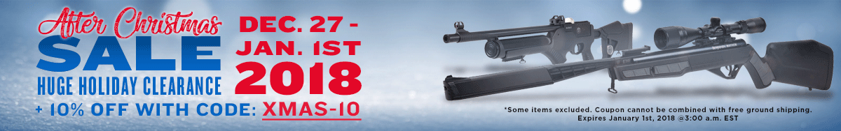 Silent But Deadly Benjamin Airgun Sale