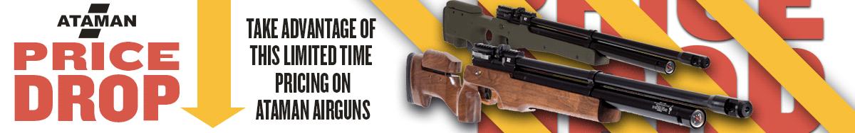 Special Deals on Ataman Airguns