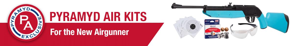 2019 Kits for the New Airgunner