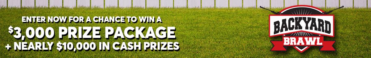 Backyard Brawl Rules Page