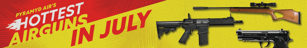 Must See: July's Best Selling Airguns