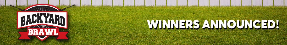 Winner Announcement - 2019 Backyard Brawl