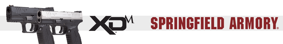 Springfield XDM Airguns - 4.5