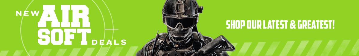Pyramyd Airsoft Gun Deals