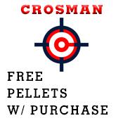 Crosman Free Piranha Ammo