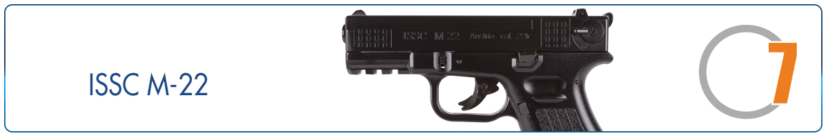 ISSC M 22 CO2 Air Pistol 3773