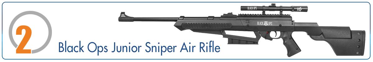 Black Ops Junior Sniper Air Rifle Combo 3502