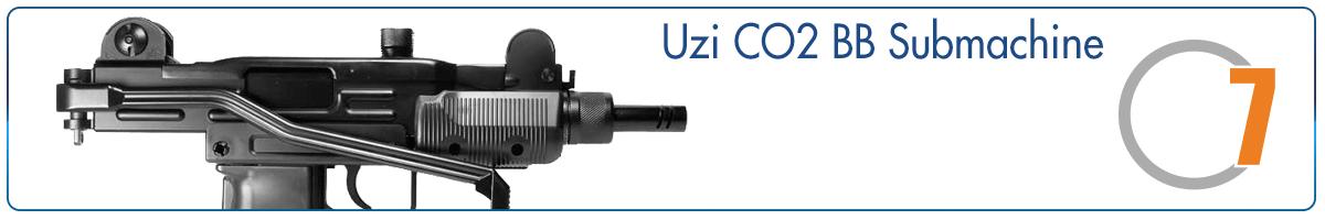 Uzi CO2 BB Submachine Gun 2270