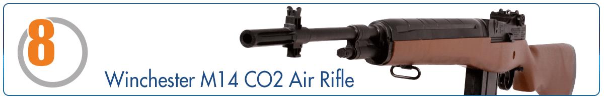 Winchester M14 CO2 Air Rifle 2719