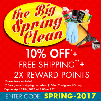 Spring Cleaning Airgun Sale